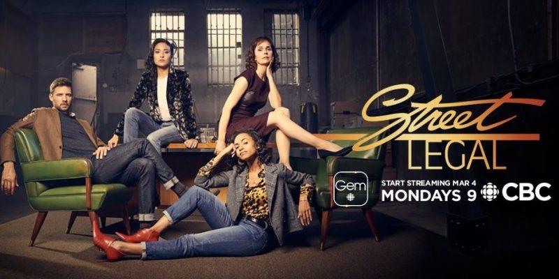 First Look: 'Street Legal' Season 1 Promotional & Episodic Still