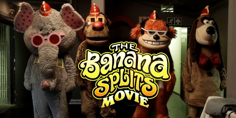 Video: 'The Banana Splits' Official Trailer, Coming to DVD This August!