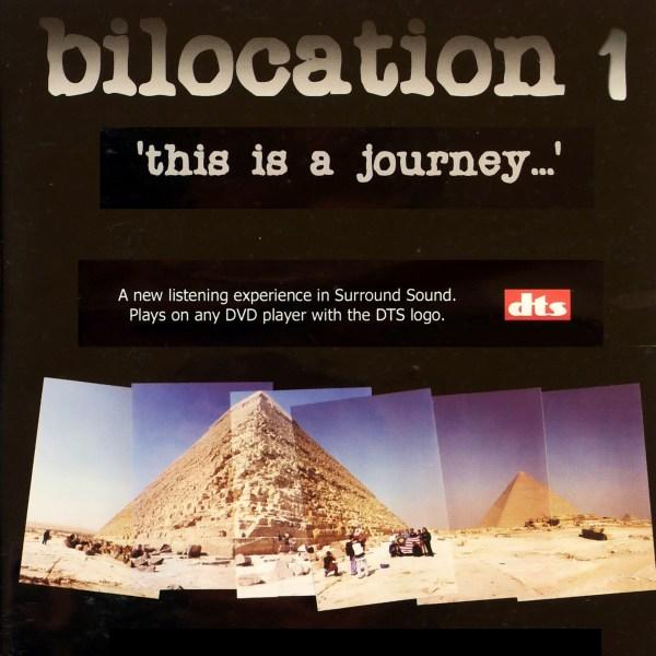 Bilocation 1 album cover art