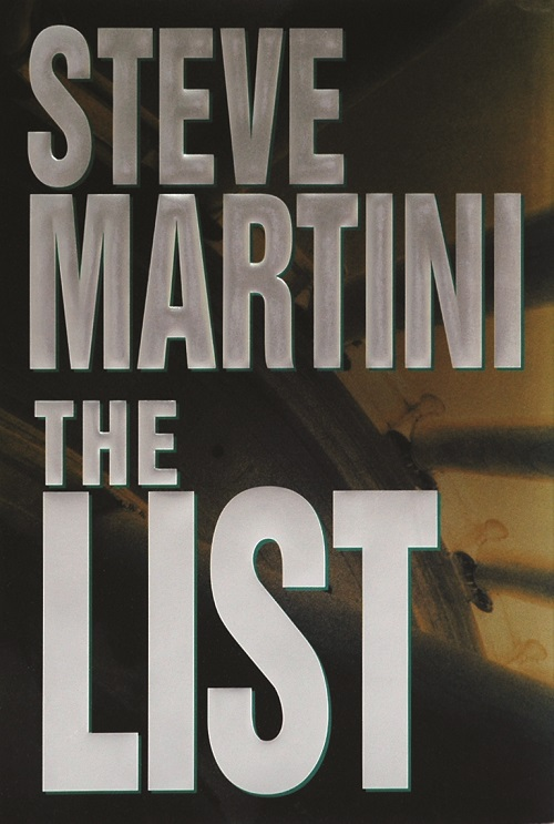 Image result for the list martini