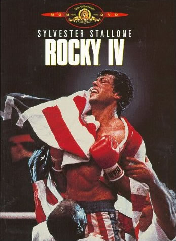 Rocky ended the Cold War, you know.