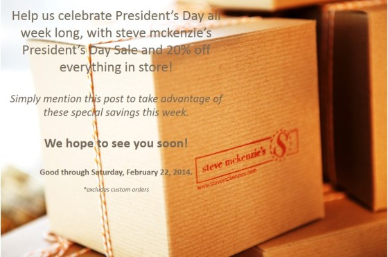sm's presidents day sale 2014