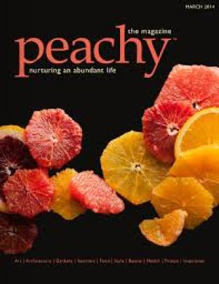 peachy magazine