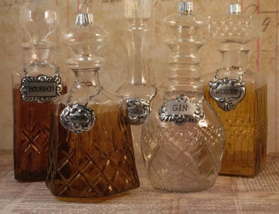 Liquor Decanters