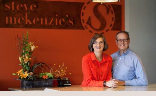 Steve & Jill McKenzie
