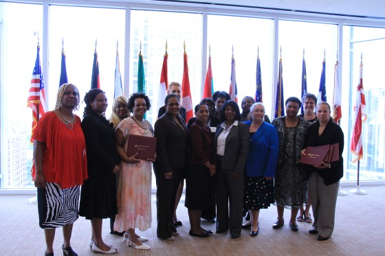 May 2015 Going Places Network Graduates