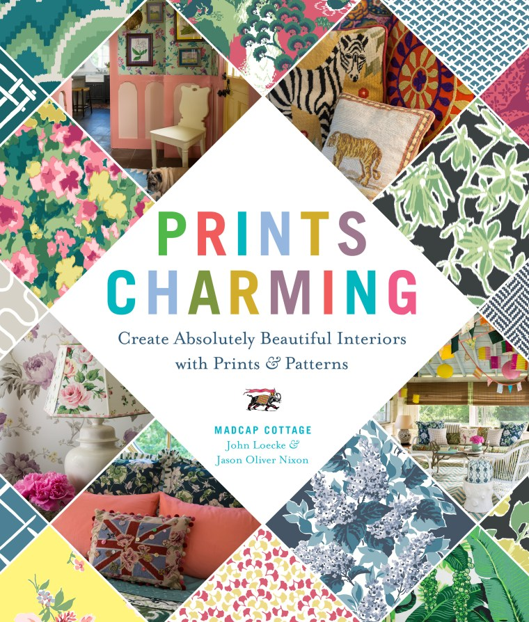 PrintsCharming book cover 26644J
