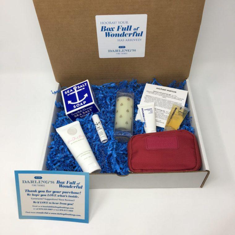 gift stress box