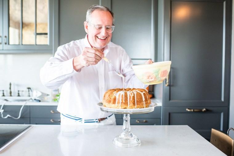 dessert Steve McKenzie cake