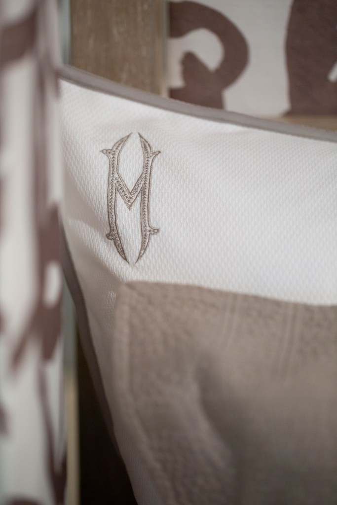 Steve McKenzie monogram