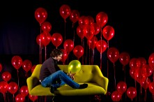 THE YELLOW BALLOON -11