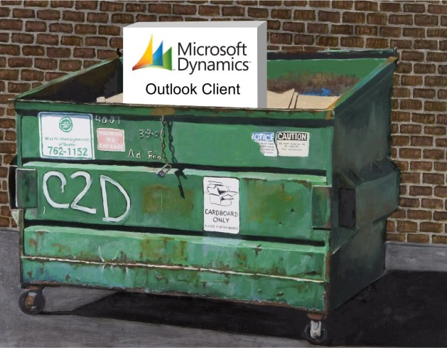 Dynamics 365 – Outlook Client is Finally Deprecated for SMB?