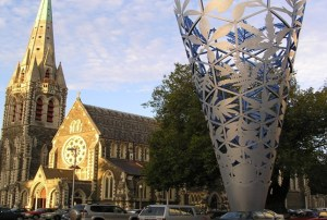 Christchurch Makes a Comeback