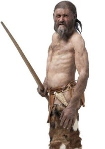 Ötzi Reconstruction (© South Tyrol Museum of Archaeology - www.iceman.it)