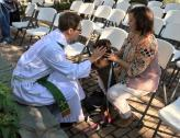 Blessing of the Animals at St. Paul's in Waco, TX