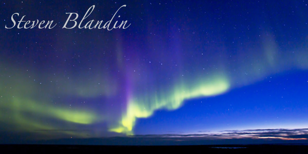 Aurora Borealis - Churchill, Canada