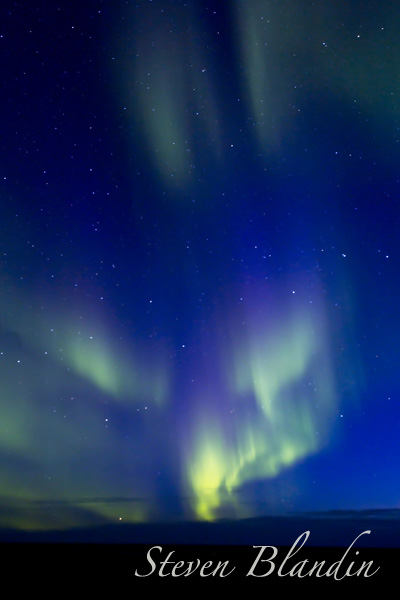 Northern lights - Churchill, Canada