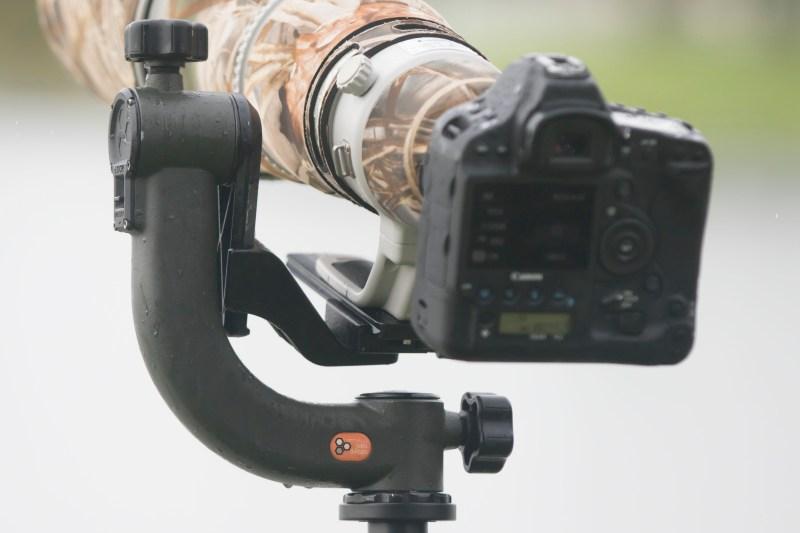 Gimbal Head - Jobu Heavy Duty with 600mm