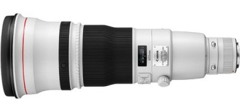 Canon 600mm f4 L IS II USM