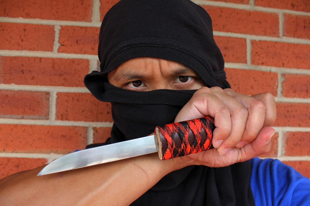 Der Ninja und das Kind