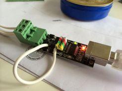 DIY DMX Adapter Fix