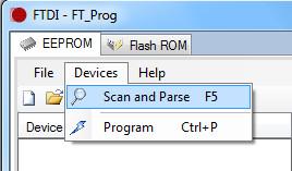 FTProgdevices