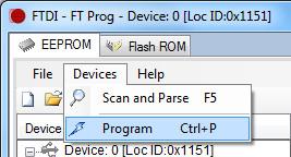 FTProgprogramftdi