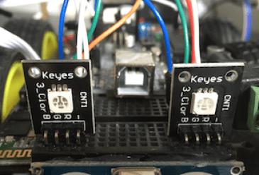 arduinorobotrgbleds