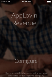 Applovin Revenue Viewer