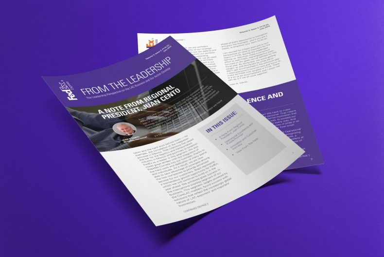 fedex-newsletter-design-steven-chu