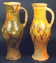 13th century Baluster Jugs