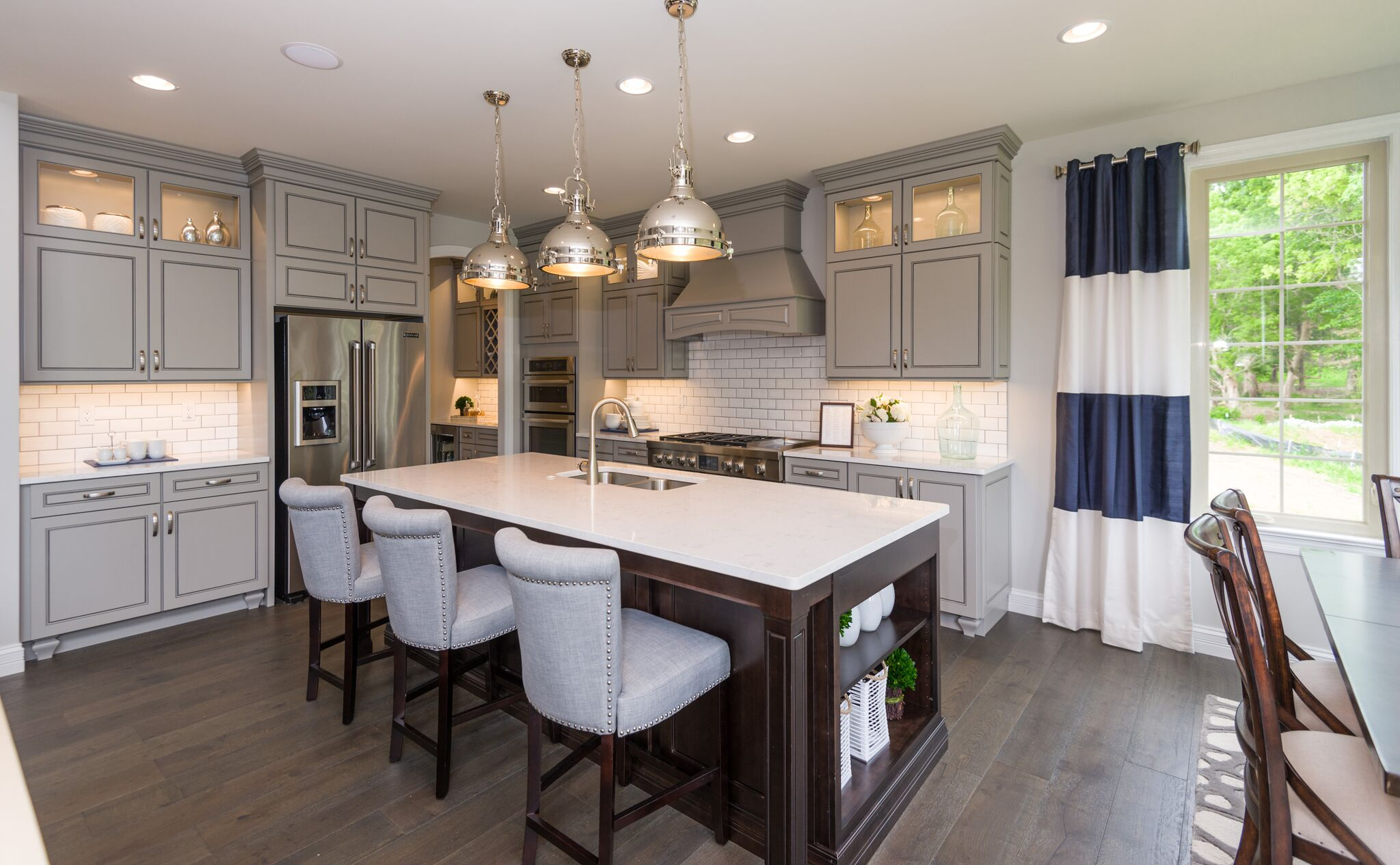5 Kitchen Design Trends to Take From Model Homes ... on Modern:ln_Sacsp1Ua= Kitchen Model  id=19160