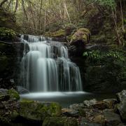 Strickland Falls Hobart Waterfalls