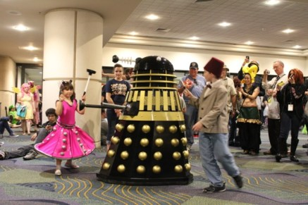Daleks and such.
