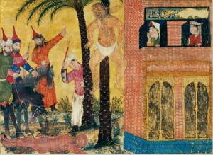 Execution of Mani