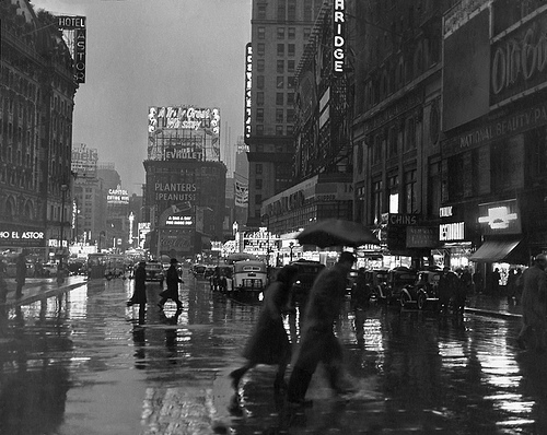 Times Square 1940