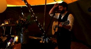 Yorkshire acoustic guitarist ceremony music