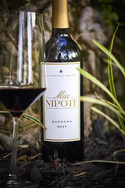 2017 Mia Nipote Wines Barbera