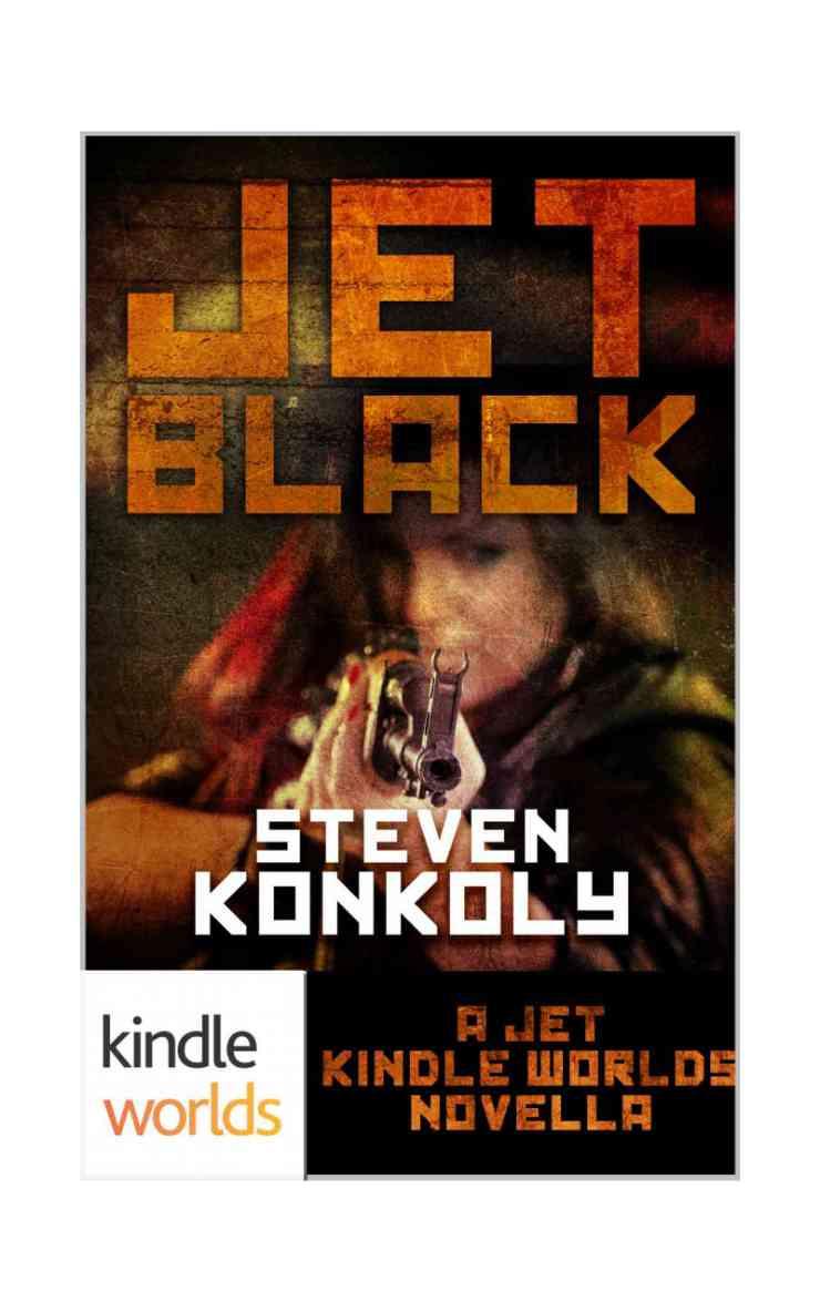 the black flagged saga continues� � steven konkoly