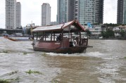 Bangkok is sometimes called Venice of the east because of all the activities that revolve around the river system.