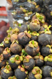Mangosteen, more commonly known as Mungcoot to the locals.