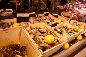 A myriad of oyster choices