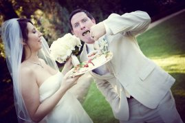 Bride and Groom Platter 2