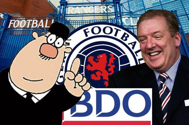 The Term Cheats Never Win Dosent Apply To The Dead Defunct Rangers Fc 1872-2012…