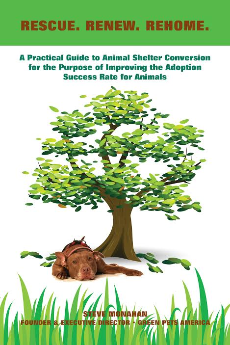 Rescue Renew Rehome Book