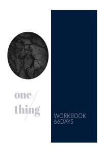 one thing workbook