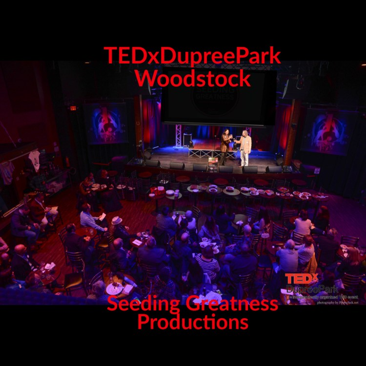 Green Pets America Sponsoring TEDx Dupree Park in 2020
