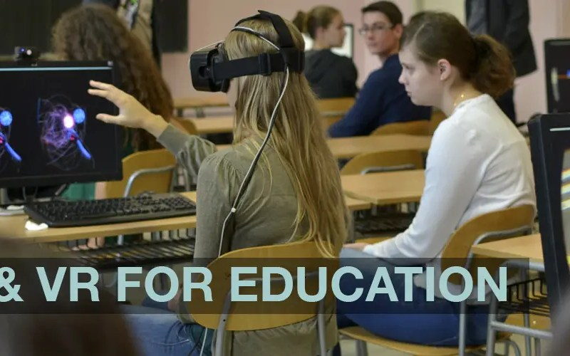 VR Production for Education and Training