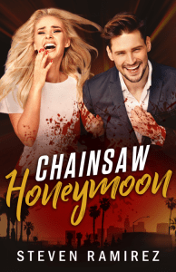 [Chainsaw Honeymoon Cover]