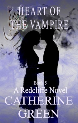 Heart of the Vampire Cover